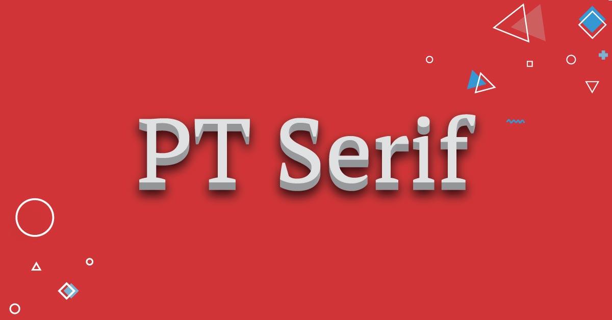 PT-serif