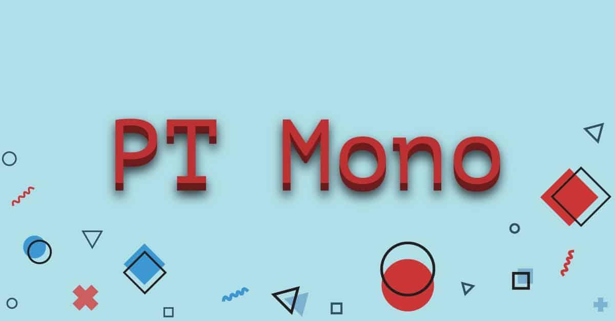 Pt-mono
