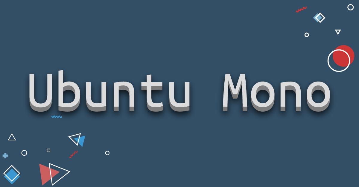 ubuntu-mono